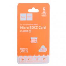 Карта памяти Hoco micro SDXC Card 128Gb Class10