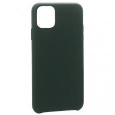 "Чехол-накладка кожаная K-Doo Noble Collection (PC+PU) для Iphone 11 Pro Max (6.5"") Зеленая"