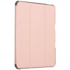 """Чехол-подставка Mutural Folio Case Elegant series для iPad Pro (11"""") 2021г. кожаный (MT-P-010504) Розовое золото"""