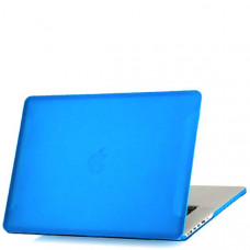 Защитный чехол-накладка BTA-Workshop для MacBook 12 Retina матовая синяя