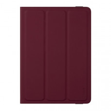 Чехол-подставка универсальный Deppa Wallet Stand для планшетов 10'' (D-84090) Бордовый