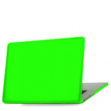 Защитный чехол-накладка BTA-Workshop для MacBook 12 Retina матовая зеленая