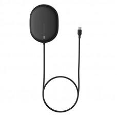 Беспроводное зарядное устройство Baseus Light Magnetic Wireless MagSafe Charger для iPhone 12 Series (WXQJ-01) Черный
