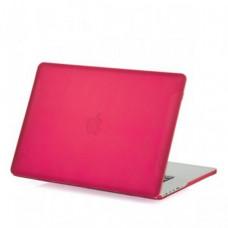 Защитный чехол-накладка BTA-Workshop для MacBook Pro Retina 15 матовая розовая