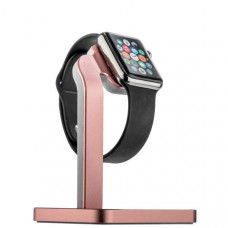 Док-станция COTEetCI Base4 Dock для Apple Watch stand CS2094-MRG Розовое золото