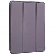 """Чехол-подставка Mutural Folio Case Elegant series для iPad Pro (11"""") 2020г. кожаный (MT-P-010504) Графитовый"""