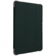 """Чехол-подставка Mutural Folio Case Elegant series для iPad Pro (12.9"""") 2020г. кожаный (MT-P-010504) Зеленый"""