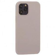 """Накладка силиконовая MItrifON для iPhone 13 (6.1"""") без логотипа Lavender Лавандовый №7"""