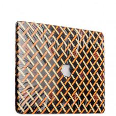 Защитный чехол-накладка BTA-Workshop для MacBook 12 Retina вид 13 (плетенка)