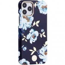 "Чехол-накладка KINGXBAR для iPhone 11 Pro (5.8"") пластик со стразами Swarovski (Гардения)"