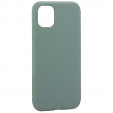 """Чехол-накладка силиконовая K-Doo iCoat Liquid Silicone для iPhone 11 (6.1"""") Бриллиантово-зеленый"""