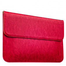 Защитный чехол-конверт i-Carer Genuine Leather Series для Apple MacBook Air 11 (RMA111rose) Розовый