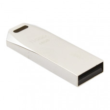 Флеш-накопитель Hoco UD4 Intelligent high-speed Flash Drive metal 16Gb Серебристый
