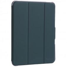 """Чехол-подставка Mutural Folio Case Elegant series для iPad Air (10.9"""") 2020г. кожаный (MT-P-010504) Зеленый"""