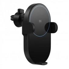 Автомобильное беспроводное Qi зарядное устройство Xiaomi Mi Wireless Car Charger 20Вт (5V/3A, 9V/2A, 12V/2A, 15V/1.8A, 20V/1.35A 20W)