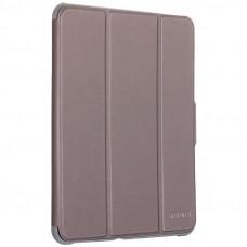 """Чехол-подставка Mutural Folio Case Elegant series для iPad Pro (11"""") 2021г. кожаный (MT-P-010504) Графитовый"""