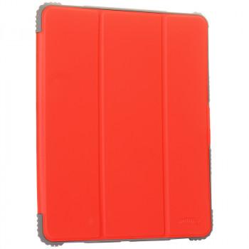 """Чехол-подставка Mutural Folio Case Elegant series для iPad Pro (12.9"""") 2021г. кожаный (MT-P-010504) Красный"""