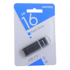 Флеш-накопитель SmartBuy 16Gb USB 2.0/3.0 Flash Drive (SB16GBQZ-K) Quartz Series