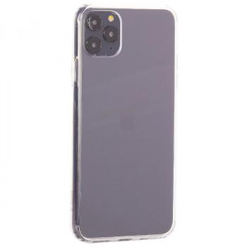 """Чехол-накладка пластиковая K-Doo Guardian для Iphone 11 Pro Max (6.5"""") с усиленными силиконовыми бортами Прозрачная"""