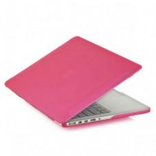 Защитный чехол-накладка BTA-Workshop для MacBook Pro Retina 13 матовая розовая