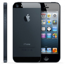 Apple iPhone 5 64Gb Black (черный)
