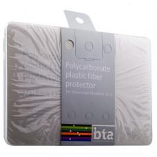Защитный чехол-накладка BTA-Workshop для Apple MacBook 12 Retina матовая прозрачная
