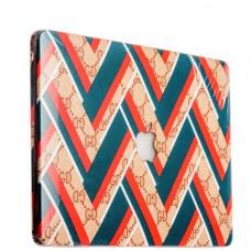 Защитный чехол-накладка BTA-Workshop для Apple MacBook Air 13 вид 12 (геометрический орнамент)