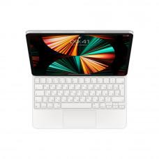 Клавиатура Magic Keyboard для iPad Pro 12,9 дюйма (5‑го поколения), русская раскладка , белый цвет