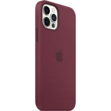Силиконовый чехол Silicone MagSafe для iPhone 12 Pro Max