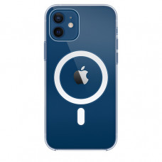 Прозрачный чехол MagSafe для iPhone 12 и iPhone 12 Pro