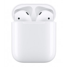 Apple AirPods 2 в зарядном футляре