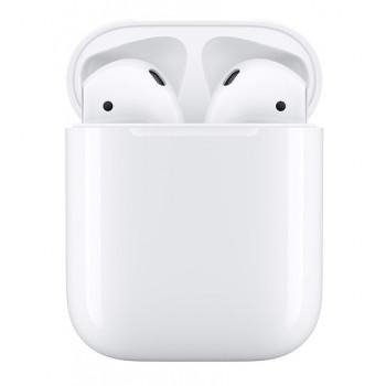 Наушники Apple AirPods 2 в зарядном футляре