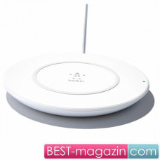 Беспроводная зарядка Belkin Boost Up Wireless Charging Pad 7.5W White