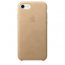Чехол iPhone 7/8 Leather Case Tan