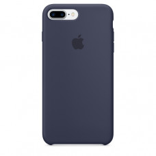 Чехол iPhone 7/8 Plus Silicone Case Midnight Blue