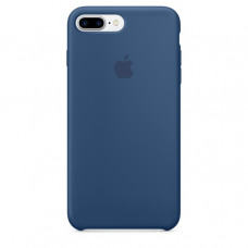 Чехол iPhone 7/8 Plus Silicone Case Ocean Blue