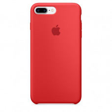 Чехол iPhone 7/8 Plus Silicone Case Red