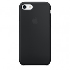 Чехол iPhone 7/8 Silicone Case Black