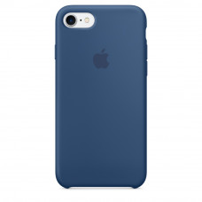 Чехол iPhone 7/8 Silicone Case Ocean Blue