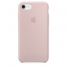 Чехол iPhone 7/8 Silicone Case Pink Sand
