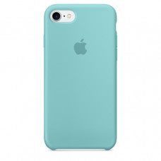 Чехол iPhone 7/8 Silicone Case Sea Blue