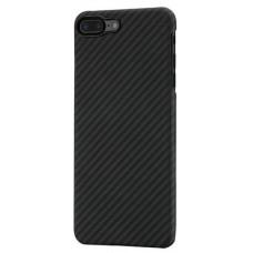 Чехол Pitaka Mag Case Aramid  черный для iPhone 7 Plus (8 Plus) KI8001S