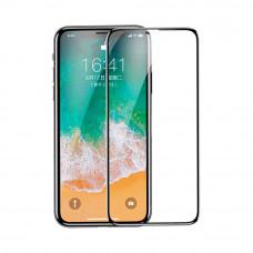 Качественное защитное стекло 3D на iPhone XS MAX