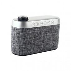 Портативный динамик Remax RB-M26 Bluetooth Speaker With Alarm Clock Серый