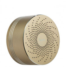 Портативный динамик Hoco BS5 Swirl wireless speaker Gold Золотой