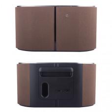 Портативный динамик Hoco BS11 Captain tabletop wireless speaker Brown Коричневый