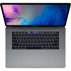 "Ноутбук Apple MacBook Pro 15"" 2018 (Core i7/2.2GHz/16Gb/256Gb/Space Gray) MR932 Серый Космос"