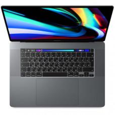 "Ноутбук Apple MacBook Pro 16"" 2019 MVVJ2RU/A (Core i7/2.6GHz/16Gb/512Gb) Space Gray Серый Космос"