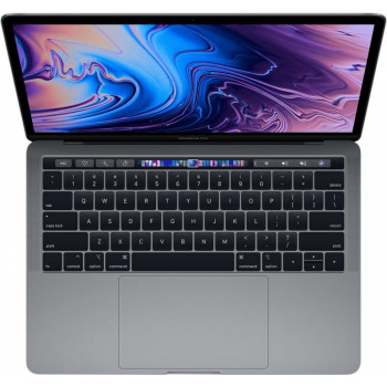 "Ноутбук Apple MacBook Pro 13"" Touch Bar 2019 (Core i7 2.8Ghz QC/16Gb/1Tb/Space Gray) MV982"