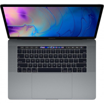 "Ноутбук Apple MacBook Pro 15"" Touch Bar 2019 (Core i7 2.6Ghz/16Gb/256Gb/Space Gray) MV902"